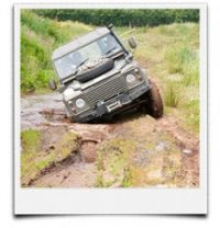 land rover trial