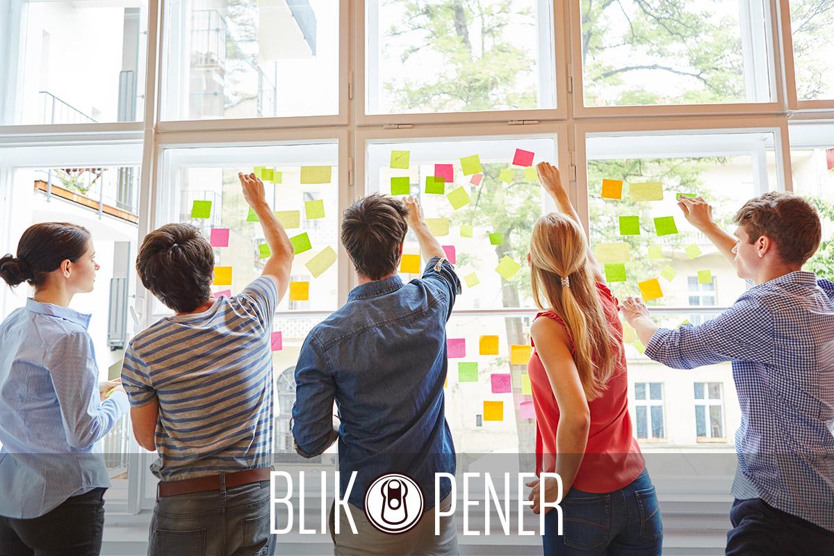 zelflerende zelforganiserende zelfsturende teams